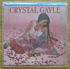 LP l MFSL 1-043 l Crystal Gale We Must Believe in Magic l MFSL Factory Sealed