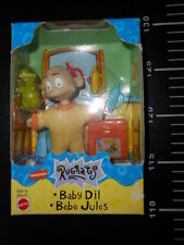Mattel Rugrats Baby Dil Slumber with Dino Reptar