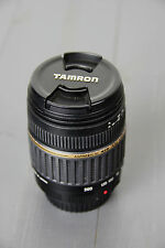 Tamron 18-200mm MACRO lens  f/3.5-6.3 XR Di-II Aspherical IF LD Lens For Canon