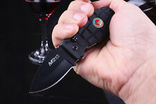 Multi Windproof Refillable Butane Gas Jet Flame Cig Lighter Folding Knife tool