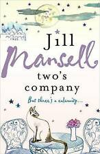 Two's Company by Jill Mansell - New Paperback Book