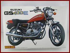 Suzuki GS 400 E * in rot * Bausatz * Aoshima *  Maßstab 1:12 * OVP * NEU