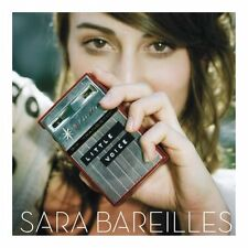 SARA BAREILLES : LITTLE VOICE (CD) sealed