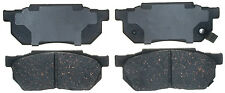 ACDelco 17D256C Front Ceramic Brake Pads