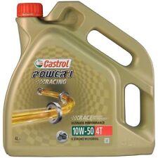 Castrol Power 1 Racing 4T 10W-50 4 Liter  Motorrad Motoröl Motorenöl