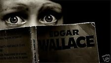 Edgar Wallace Audio Books Collection on MP3 CD Terror Mystery