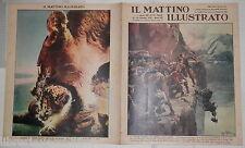 1937 Tomba liquida Guerra di Spagna Guerra Cina Zoo di Berlino Tabacco Asturie