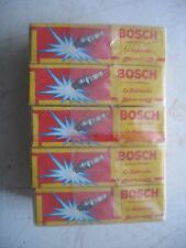 NOS set 10  Vintage Bosch Germany Spark Plugs W200T30 Mercedes Motorcycles +