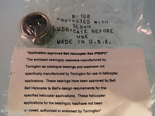 B-108 Needle Roller Bearing Bell Helicopter Aircraft NOS (10 ea)