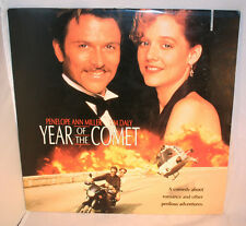 Laserdisc [d] * Year of the Comet * Penelope Ann Miller Tim Daly Louis Jourdan