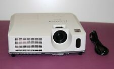 Hitachi CP-X2010  3LCD Projector or Dukane ImagePro 8755J.Comes  with Pwr. Cord