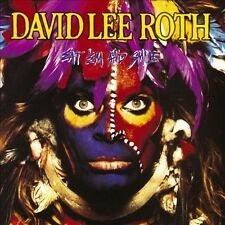 1 CENT CD Eat 'Em and Smile - David Lee Roth JAPAN-MADE DISC/SMOOTH JEWEL CASE