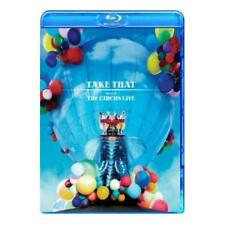 Take That Present The Circus Live MUSIC Blu-Ray - NEW