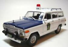 DeAgostini 1:43 Jeep Wagoneer Pennsylvania police ser Police cars of the world