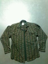 Rocky Mountain Clothing Western Shirt Small Vintage USA