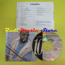 CD L'AMERICA DEL ROCK 10 compilation CHIC HANCOCK HAYES JOE TEX no mc lp (C15*)