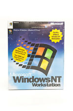 BNIB MICROSOFT WINDOWS NT WORKSTATION VERSION 4.0
