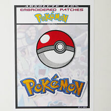 """""""POKEMON"""" TV / Game Patches Iron-On Patch Super Set #045 - FREE POST"""