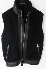 Louis Vuitton Shearling Knit Vest