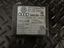 2004 AUDI A4 2.4 SPORT 2DR CONVERTIBLE REAR ALARM MOTION DETECTOR  - 8H0951178