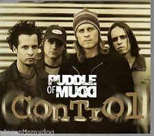 PUDDLE OF MUDD - CONTROL (3 tracks plus cd-rom video, CD single)