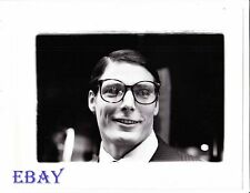 Christopher Reeve Superman VINTAGE Photo 6X8 image printed on 8X10 photo