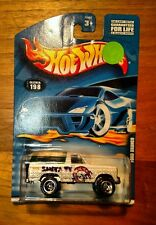 HOT WHEELS 2000 FORD BRONCO SANTA FE #198 WHITE 1/64 Scale Diecast