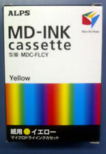Alps MD Printer Ink Cartridge - Yellow MDC-FLCY - Replaces 106010-00