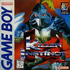 Killer Instinct Nintendo Game Boy