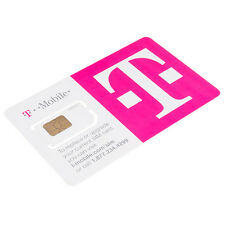 Preloaded T-Mobile Prepaid Sim Card $60 Balance Good for Any Plan 60 50 40 30 25