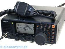ALINCO DX SR 8 E TRANSCEIVER TRANSMITTER TX 1.6-30MHz 100 W HF AM FM SSB CW