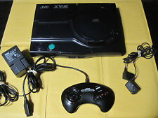 JVC X'Eye System (Sega CD X) Console w/ Official MK-4122 Power Adapter Bundle