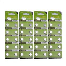 Lot of 40pcs LR57 AG7 395 LR927 SR57 1.55V TIANQIU/TIANTAN COIN Alkaline BATTERY