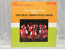 "The Real Thing Steel Band - 12"" Lp c1970 / Canada"