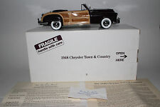 Danbury Mint 1948 Chrysler Town and Country 1:24 Scale Diecast Model