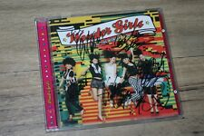 "Wondergirls Autographed The 1st Album ""Wonder Years"" All 5 members Signed!"