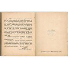 MANUEL du TRENTE et QUARANTE par F.R. GAL Historique et Chance Jeu de CASINO 195