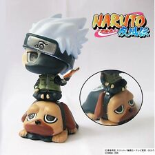 Japanese Anime Naruto Shippuden Hatake Kakashi Collection Figure Figurine 5cm