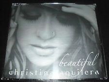 Christina Aguilera Beautiful Australian Enhanced CD Single - Like New