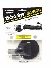 Third 3rd Eye Bicycle Bar End Mirror Motorcycle New