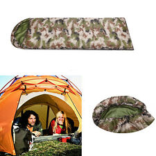 Mummy Military Sleeping Bag15℃-5℃ Camping Hiking With Carrying Case Bra
