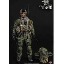 "Soldier Story 1/6 Scale 12"" US Navy Seal MK46MOD1 Gunner Action Figure SS-081"