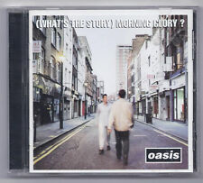 (What's the Story) Morning Glory? by Oasis (CD, Oct-1995, Epic (USA))
