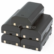 5x - 2600 Battery for Trimble 5700 5800 R7 R8 5800 38403 52030 54344 MT1000