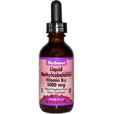 Liquid Methylcobalamin Vitamin B12 - Bluebonnet Nutrition