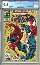 Amazing Spider-Man #378 (1993) CGC 9.6 White Pages 0284270016
