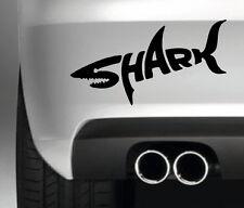 SHARK CAR BUMPER STICKER FUNNY DRIFT JDM 4x4 DECAL VINYL WALL ART