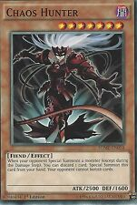 YU-GI-OH CARD: CHAOS HUNTER - SDMP-EN014 - 1st EDITION