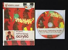 DVD Only! Rethinking Acrylic With Patti Brandy