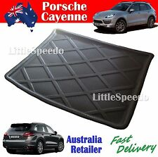 Porsche Cayenne Boot Mat Cargo Liner Trunk Tray Floor Protector 2003 - CURRENT